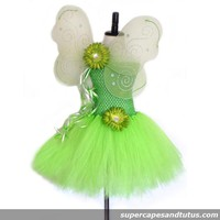Fairy Princess Inspired Tutu Dress
