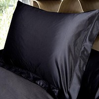 Silk Pillow Case Double Face Envelope Silk Pillowcase Silk Satin Pillow Case Multiple Colors