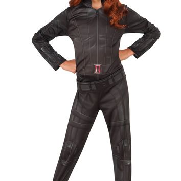 Rubies Costume Captain America Civil War Black Widow Child Costume Small