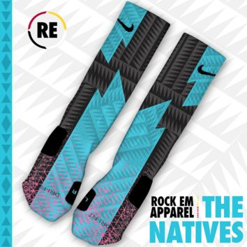 KD VI N7 Custom Nike Elite Socks | Rock 'Em Apparel