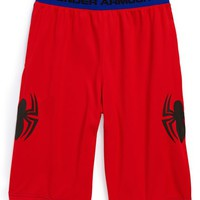 Under Armour 'Alter Ego - Spiderman' Shorts (Little Boys & Big Boys)