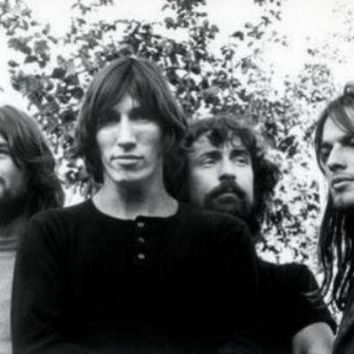 Pink Floyd Poster Bw 24in x36in