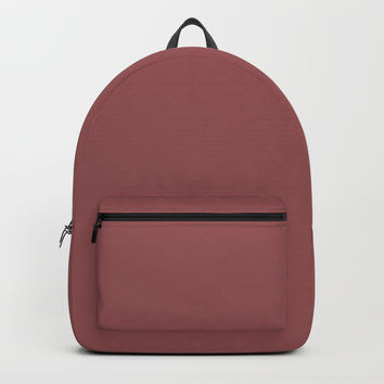 Marsala Backpack by spaceandlines