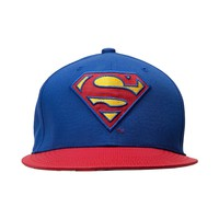 Mens Superman Snapback Hat