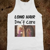 Long Hair Don't Care (Tangled) - Protego