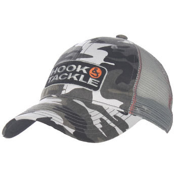 Tactical Camo Fishing Trucker Hat