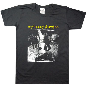 My Bloody Valentine rock band unisex t-shirt