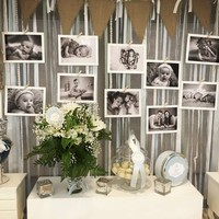 Shabby Chic Baptism Party Ideas | Photo 5 of 15
