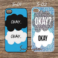 The fault in our stars,okay, iphone 4/4s,5/5s,5c, samsung galaxy s3,s4,s5 (mini), galaxy note 2,3, ipod touch 4,5