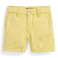 Infant Boy's 7 For All Mankind Cotton Twill Shorts