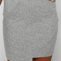 Off Peak Skirt - Grey