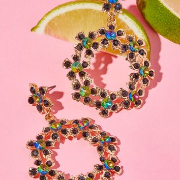 Free People Rock and Rose Hoops