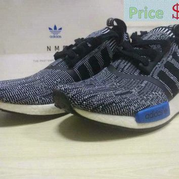Spring Summer 2018 Where To Buy Adidas NMD Runner PK S79478 Grey Core Black Red Blue sneaker