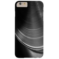 Case: Vinyl Record and Turntable Barely There iPhone 6 Plus Case