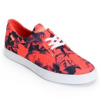 HUF Sutter Salmon Floral Shoe