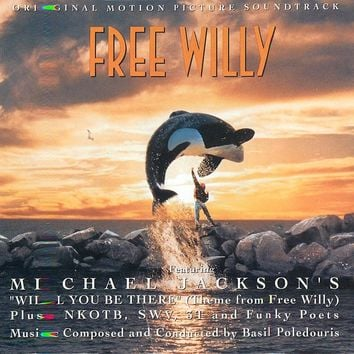 Movie Soundtrack | Free Willy | Used CD