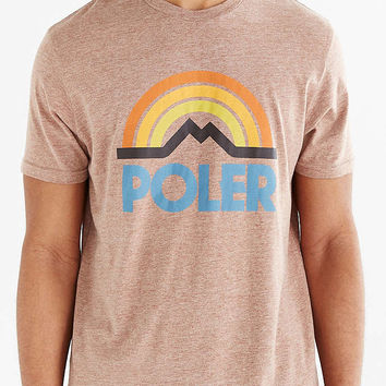 Poler Mountain Sunset Tee - Urban Outfitters