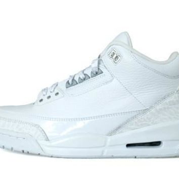 Best Deal Air Jordan 3 Pure Money