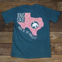 TXST Texas Home of the Bobcats - BLUSPRCE