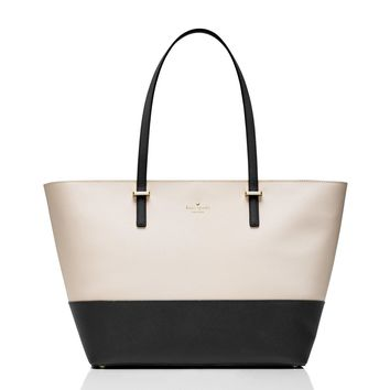 Kate Spade Women Shopping Leather Handbag Tote Satchel Bag H-YJBD-2H