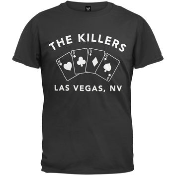 The Killers - Ace Initials Soft T-Shirt