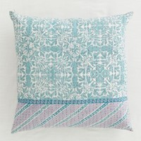 Plum & Bow Gia Kantha Pillow