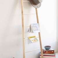 Willow Ladder Shelf