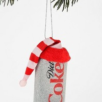 Diet Coke Santa Ornament  - Urban Outfitters