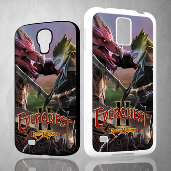 EverQuest Rise of Kunark Video Game Z1050 Samsung Galaxy S3 S4 S5 (Mini) S6 S6 Edge,Note 2 3 4, HTC One S X M7 M8 M9 Cases