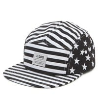 Lira Flag 5 Panel Hat - Mens Backpack