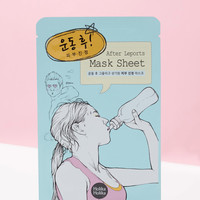 Holika Holika After Face Mask Sheet