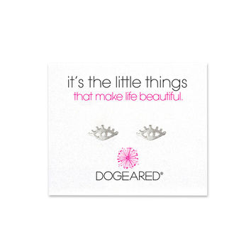 'It's the Little Things' Eye Lashes Studs