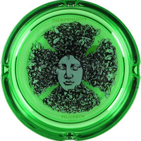 Independent Figgy Medusa Ashtray Green