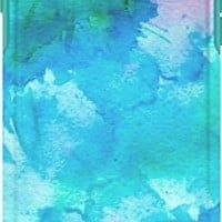 "OtterBox SYMMETRY SERIES iPhone 6 +/6s + (5.5"" Version) Case - Frustration-Free Packaging - FLORAL POND (TEAL/W FLORAL POND)"