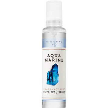 AQUAMARINETravel Size Fine Fragrance Mist