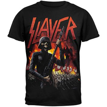 Slayer - Machine Gun T-Shirt
