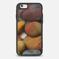 Colorful stones iPhone 6s case by littlesilversparks | Casetify