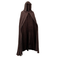 Star Wars Luke Skywalker Jedi Cloak Mens Costume | Meijer.com