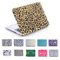 colourful Cover Hard Case for Apple MacBook Pro Retina 13 15 New Personalized Hard Shell for Mac book Air 11 12 13.3 inch