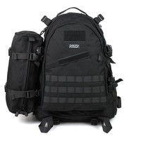 Portable Army Sports Shoulders Camping Backpacks - Bags - Men's Trinity Place Department Store