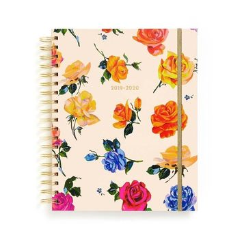 BAN.DO LARGE 17-MONTH ACADEMIC PLANNER -COMING UP ROSES