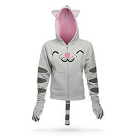 Soft Kitty Ladies' Hoodie