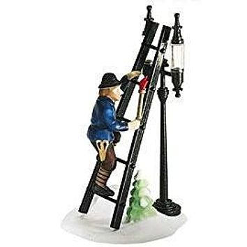 "Department 56 ""Lamplighter"" Accessory Set"