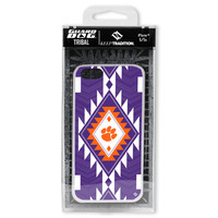 Clemson Tigers Paulson Designs Tribal Case for iPhone® 5/5s