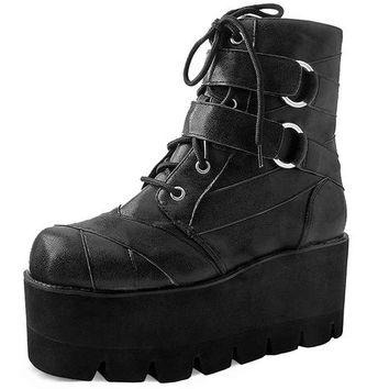 Black O-Ring Tractor Boot