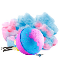 Cotton Candy | Single Ring Bath Bomb®