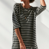 BDG Brenton Striped Tee Dress | Urban Outfitters