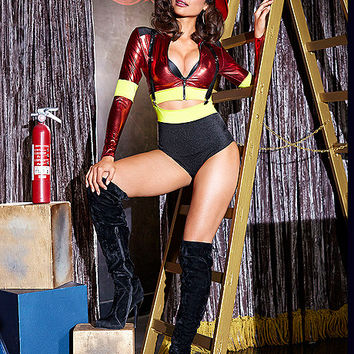 Hottie Firefighter Costume