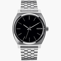 Nixon Time Teller Watch Black One Size For Men 25993610001