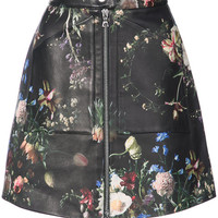 Adam Lippes Printed a-line Mini Skirt - Farfetch
